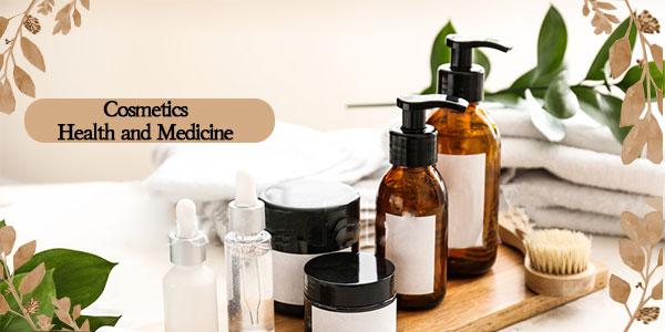 Cosmetics Health and Medicine