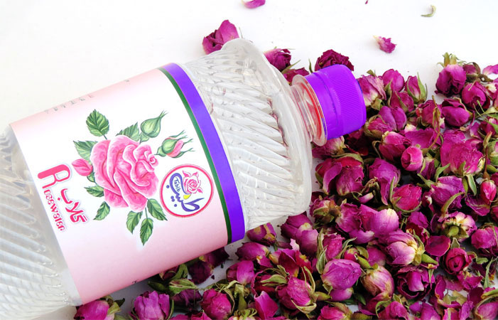 Rose Water and its benefits